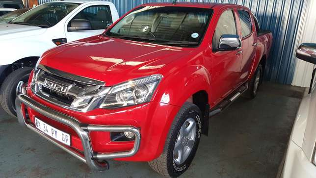 2014 ISUZU KB 300D-Teq double cab LX auto Wonderboom South - image 1