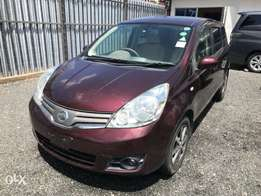 Nissan note 2010 model 1500 cc auto
