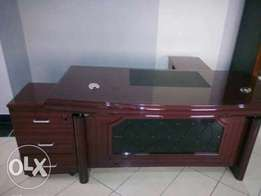 W2 Executive Office Superior Table 1.6m)New)