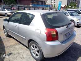 Clean Toyota Corolla 2004 model up for grab.