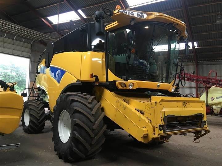 New Holland Cx8060 Fsh - 2011