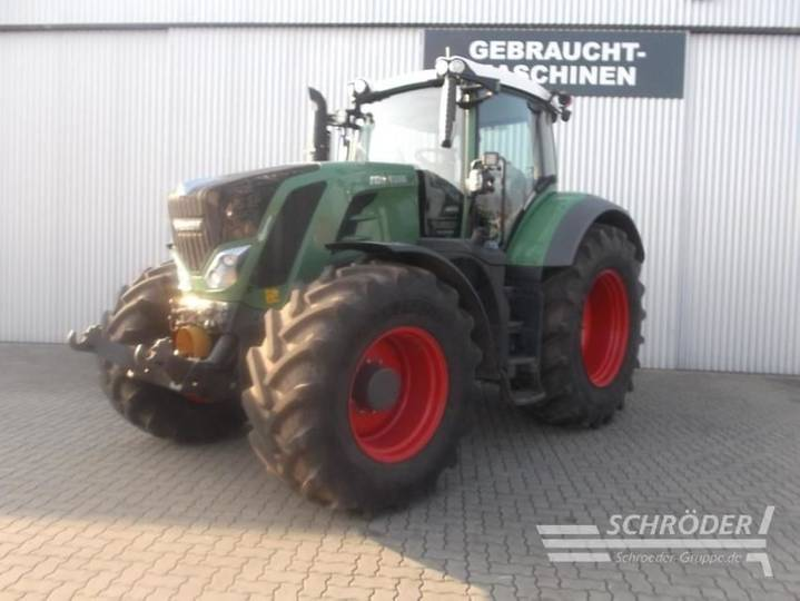Fendt 826 vario s4 profi plus - 2016
