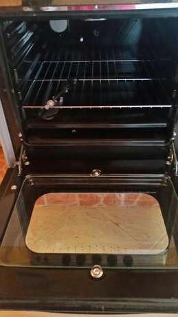 Refrigerator and cooker with an unused oven Kinoo - image 4