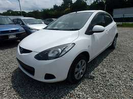 Mazda demio new shape brand new car