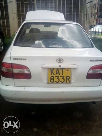 Clean Toyota 110 accident free Kasarani - image 1