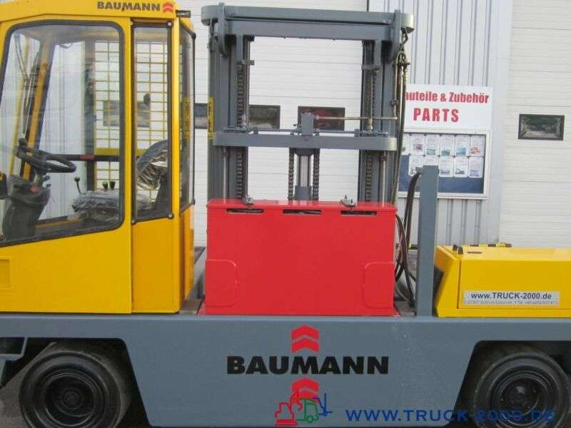 Baumann EHX 30/14/51 Seitenstapler Hubhöhe 5.10m 3.000KG - 2007 - image 16