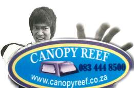 Canopy Reef: Canopies for all