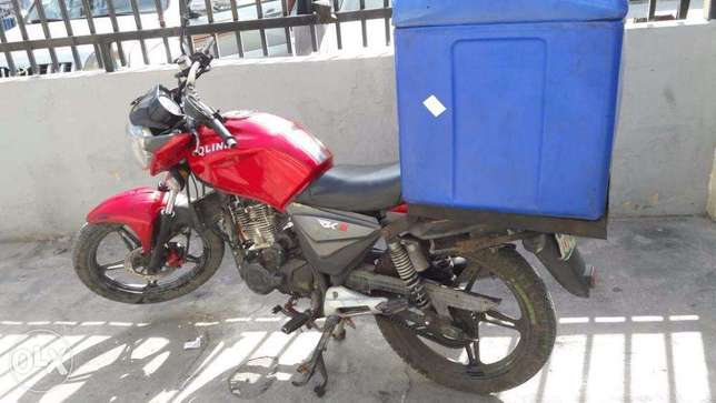 4 Units Qlink Motorcycle For Sale Lagos Mainland - image 3