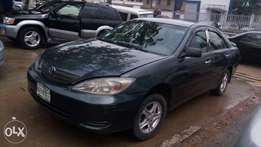 2004 Toyota Camry register