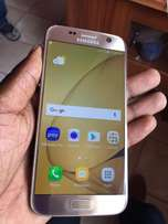 Galaxy S7 32Gb gold color for sale