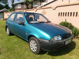 Call Haroon on 1998 Ford Fiesta 1.3