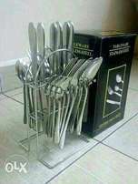 Table ware spoons stainless steals