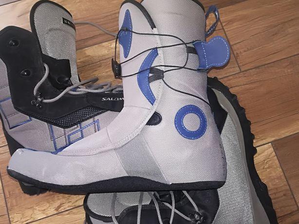 Buty snowboardowe Salomon Solace snowboard Zdjęcie na imgED