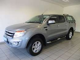 2014 Ford Ranger 3.2TDCi XLT 4X4 A/T Double Cab