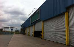 11 500m2 warehouse to let in Heriotdale, Johannesburg