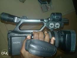 For Sale, Fairly New Z7 Sony HDV Digital Video Camera