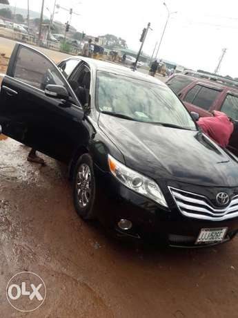 Toyota Camry 2010 Spider with fully loaded options Enugu Eas - image 1