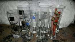 Show glasses for bar