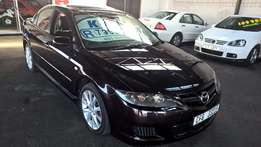 2005 Mazda6 2.3 Sporty Lux 6 Spd