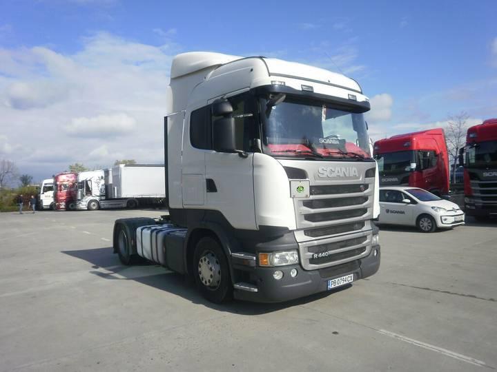 Scania R440 - 2014