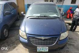 Clean Used Chrysler Voyager 2004