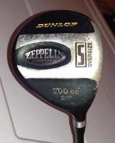 Dunlop 5 Wood with Graphite Shaft