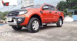 2014 Ford Ranger WILDTRACK Double-Cab 2.2L TDCi