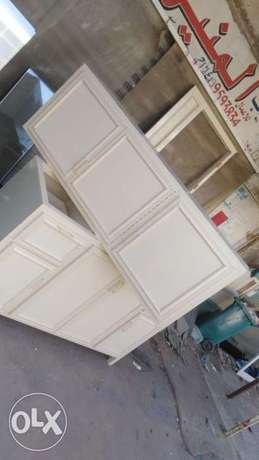 60kd/meter Aluminum kitchen cabinets