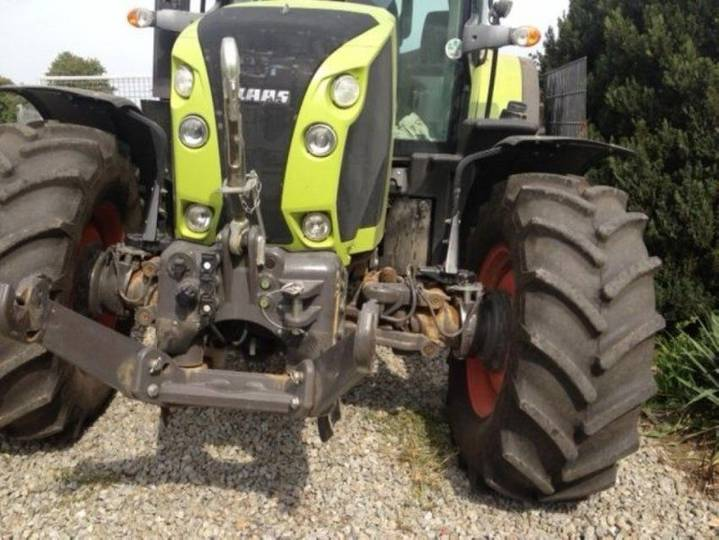 Claas arion 530 - 2016