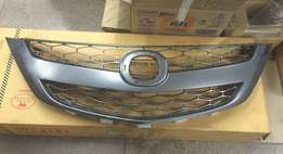 MAZDA BT-50 New Front Grilles PRICE: R 1450