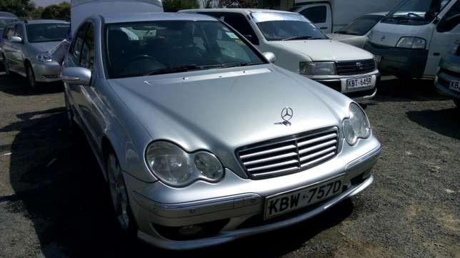 Mercedes c180 accident free Umoja - image 1