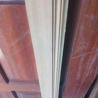 Mahogany skirtings