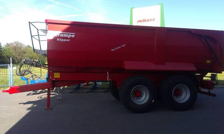 Krampe Bb 650 - 2015