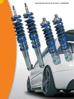 Jom Blueline Adjustable Coilovers