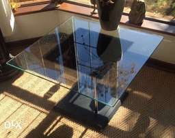 Square, Glass Coffee Table for sale! R400