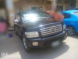 Sound and Clean Infiniti QX56 for cheap sale