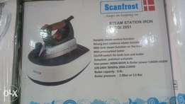 Scanfrost Steam Station 2051