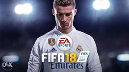 pc games FIFA 18,pes 18 etc