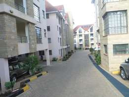 QUICK SALE Spacious 2bd master ensuite gym for sale in kilimani