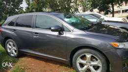 Toyota Venza 2010 upgraded to 2014
