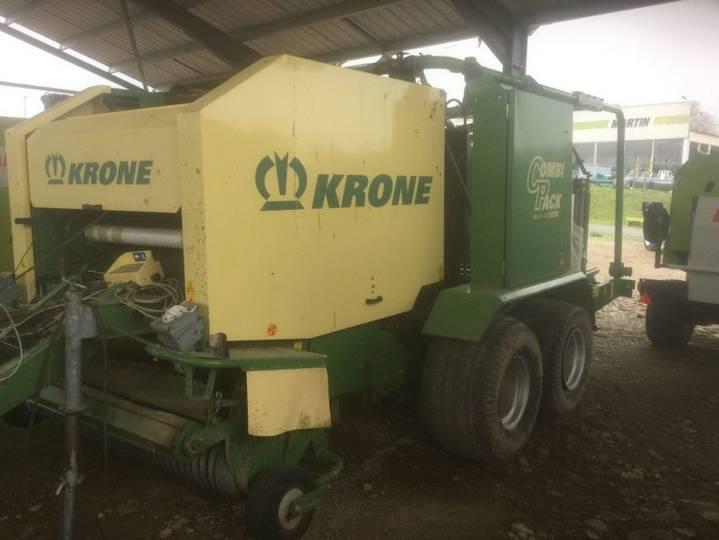 Krone combi pack 1500v - 2004