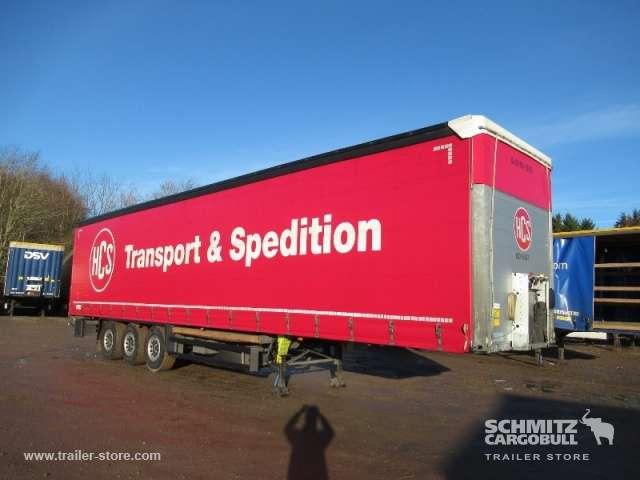 Schmitz Cargobull Auflieger Schiebeplane Standard - 2015