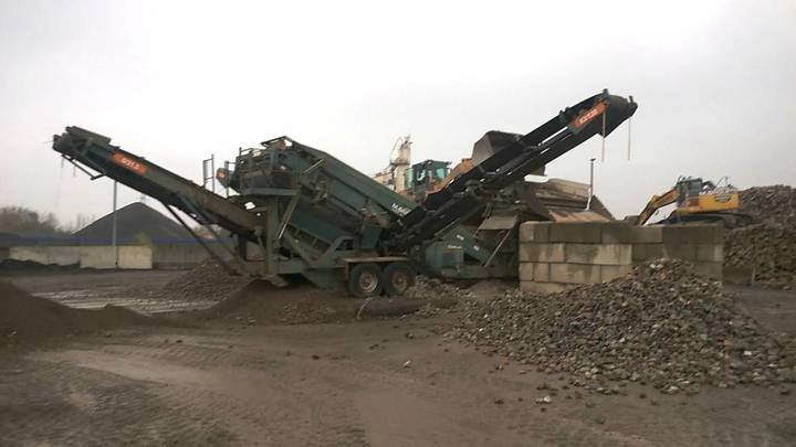 Powerscreen Chieftain 1400 - 1999