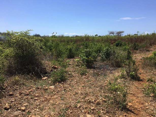 2 plots for sale at Galu .. each plot is 2 ¼ acre cost 10 mill ksh per Diani Beach - image 2