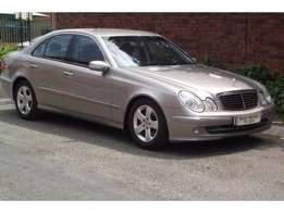 2004 Mercedes-Benz E-Class E 240 Avantgarde for sale in Gauteng
