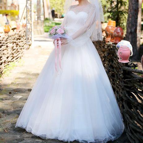 6cf9cc4c1bf Свадебное (выпускное) платье  6 000 грн. - Свадебные платья костюмы ...