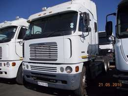 A 2007 freightliner up inthe market hurry