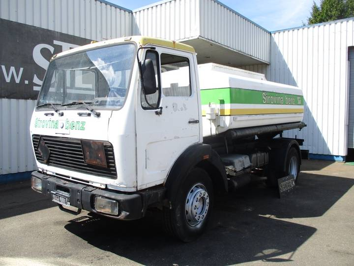 Mercedes-Benz 1613 , 4x2 , Fuel truck - 1977