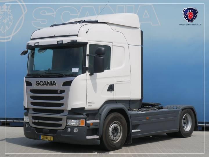 Scania R450 LA4X2MNB | 9T | Hydraulic | PTO | Full Air | SCR-only - 2017