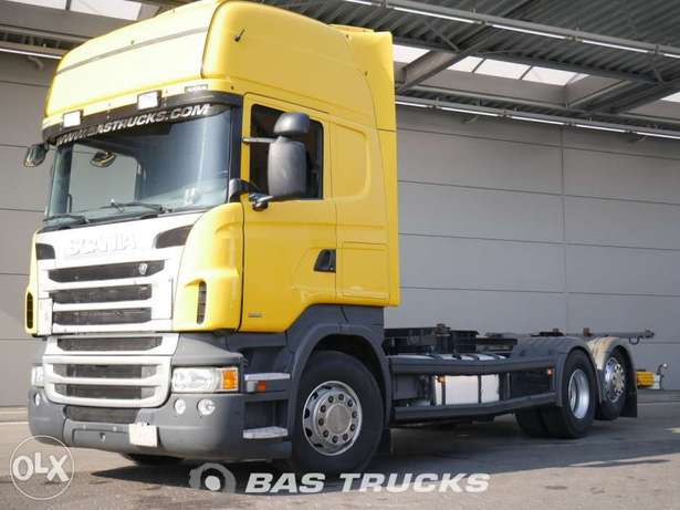 Scania R440 - To be Imported Lekki - image 1